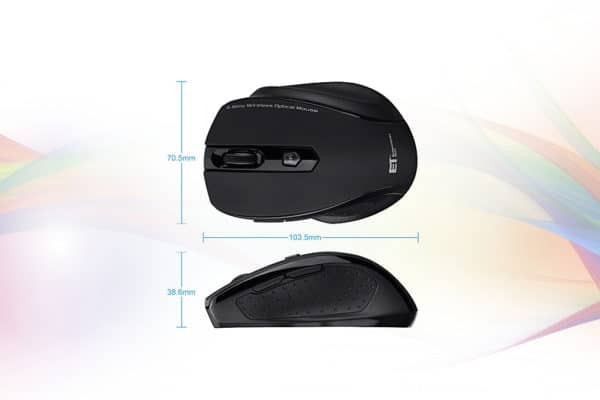 VicTsing MM057 2.4G Wireless Wireless Mouse