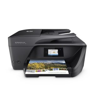 The HP OfficeJet Pro 6968 Tray