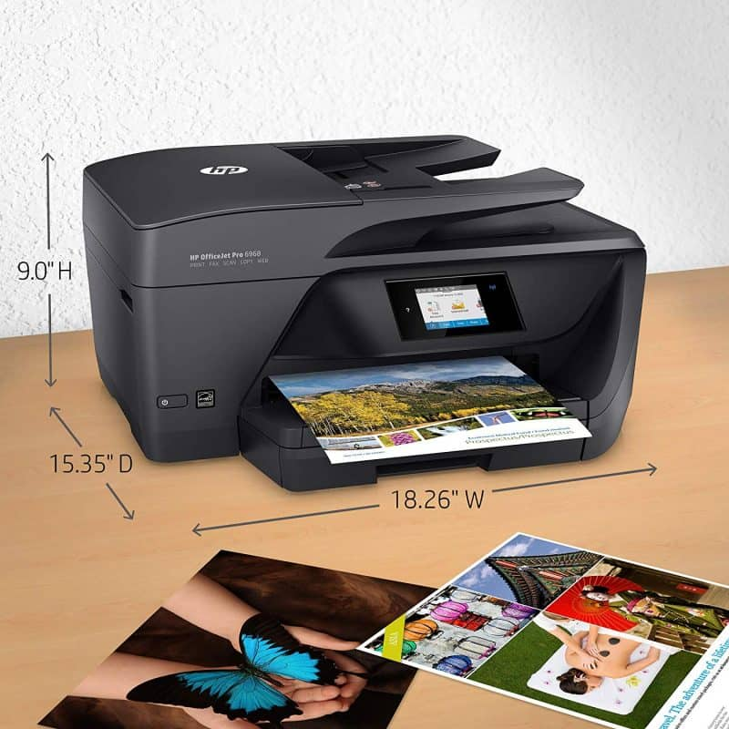 HP OfficeJet Pro 6968 AIO Printer Review - FancyAppliance