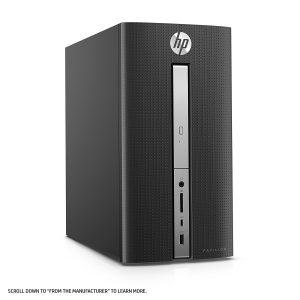 HP Pavilion 570-p030 desktop