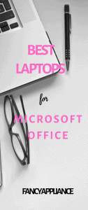 Image of a laptop for Microsoft Office