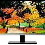 Image of the AOC I2267FW Monitor and its display
