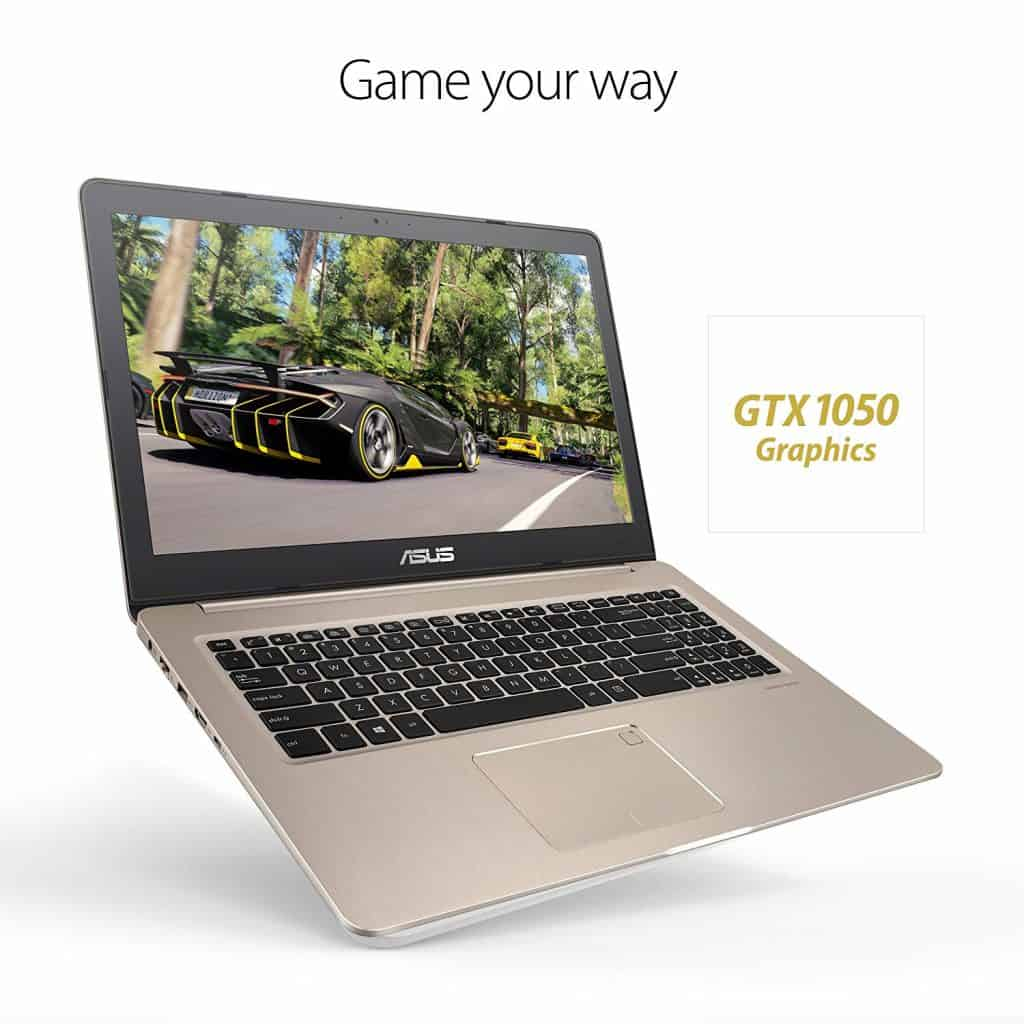 Image of the ASUS VivoBook Pro N580VD-DB74T Notebook