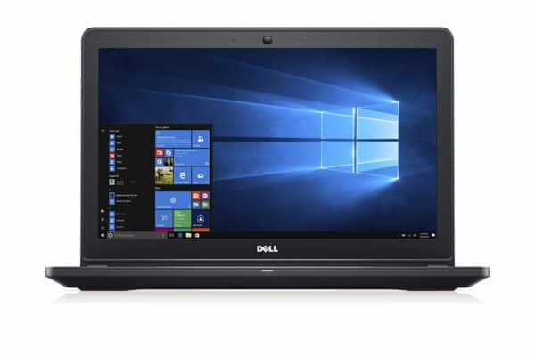 Image of the Dell Inspiron i5577-5335BLK-PUS laptop display