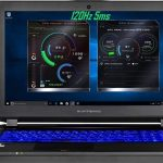 Image of the Eluktronics Pro-X P650HP6-G Laptop in full view.