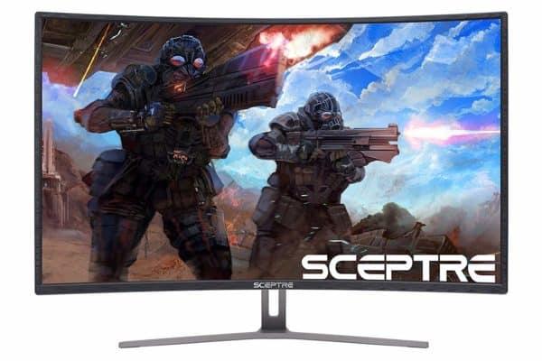 Sceptre C248B-144R monitor