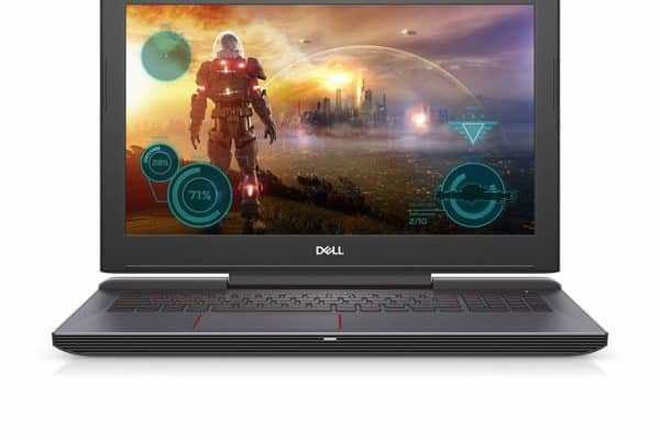 Image of the Dell G5587-7866BLK-PUS laptop display