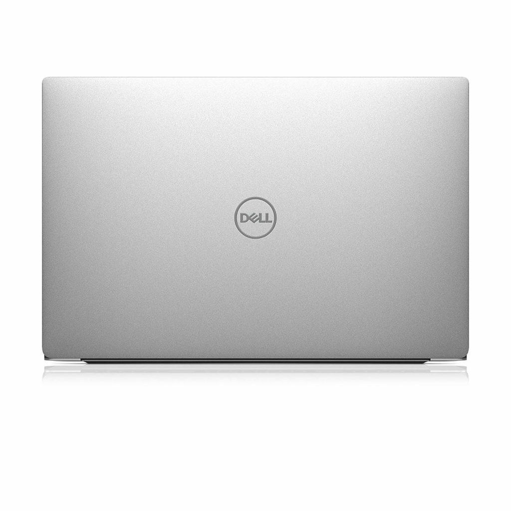 Dell XPS9570-5632SLV-PUS Laptop grey case and logo