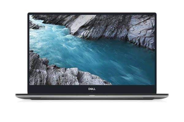 Dell XPS9570-5632SLV-PUS Laptop's display and narrow bezel