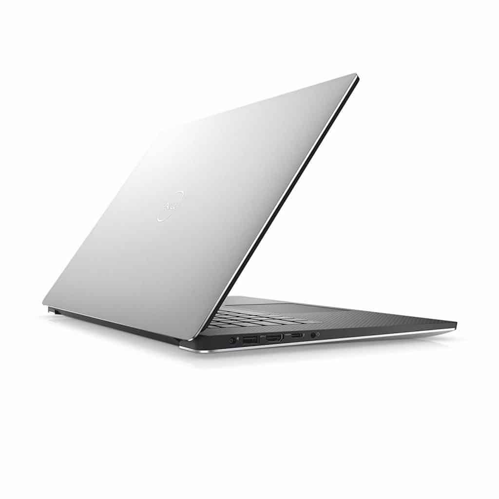 Dell XPS9570-5632SLV-PUS Laptop left ports
