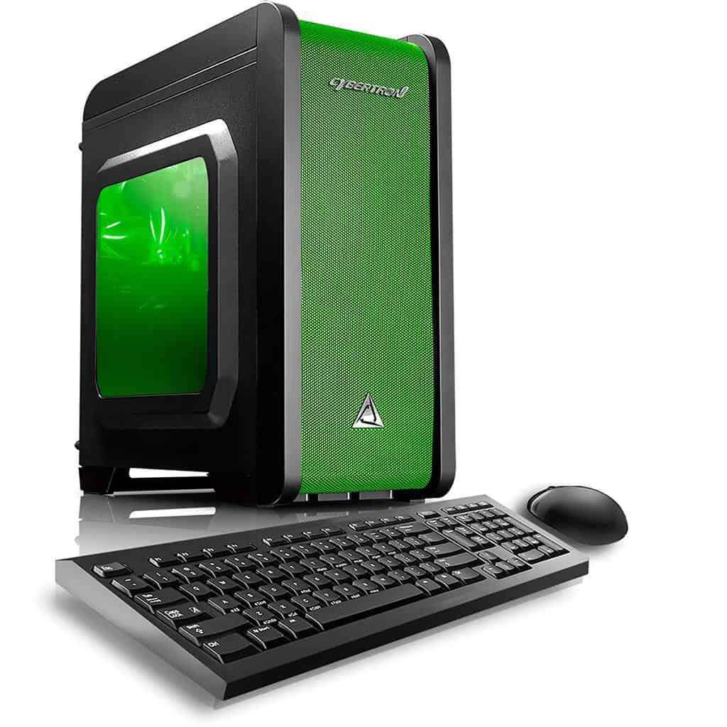 Cybertronpc Electrum Qs A4 Desktop Review Fancyappliance