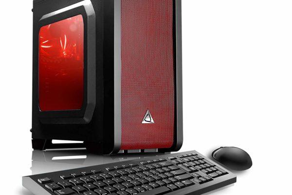 Image of the CybertronPC Electrum QS-A6 desktop