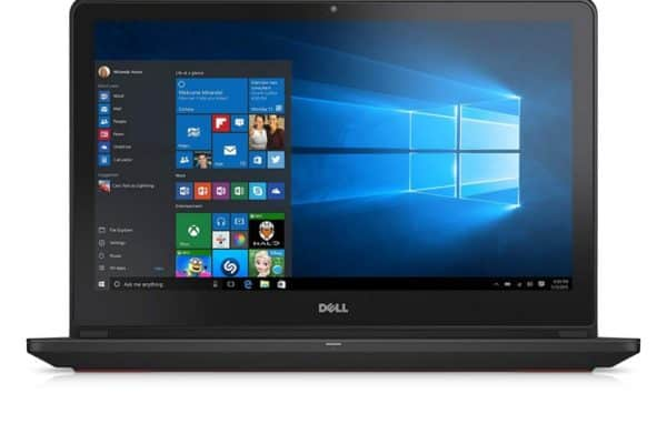 A full view of the Dell Inspiron i7559-7512GRY Laptop