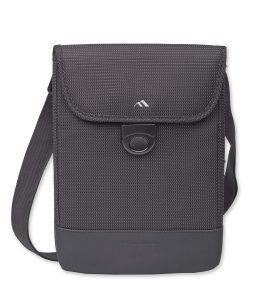 The Brenthaven Collins Vertical Messenger Bag
