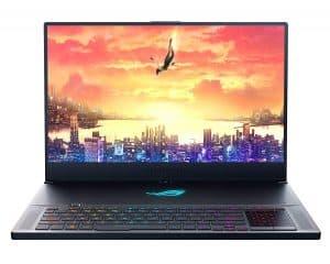 ASUS ROG Zephyrus S GX701 Gaming laptop
