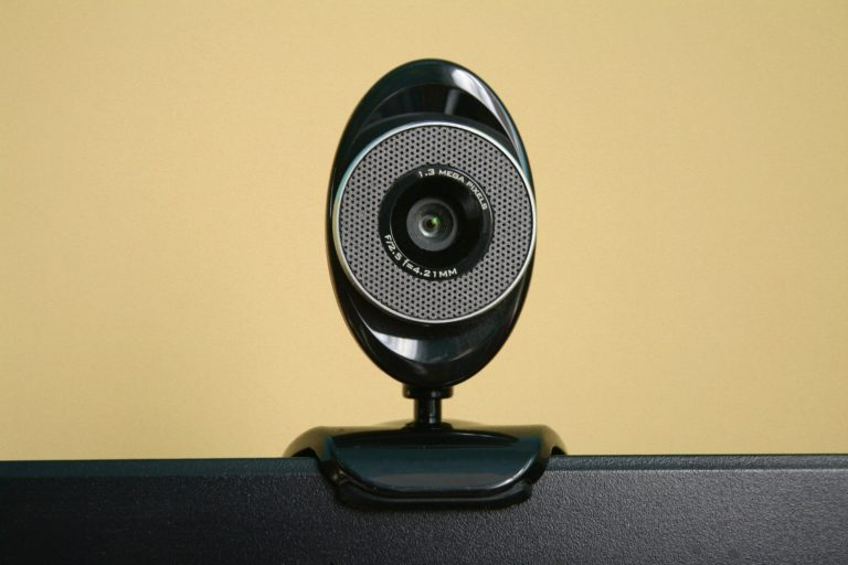 Webcam being used for Octoprint