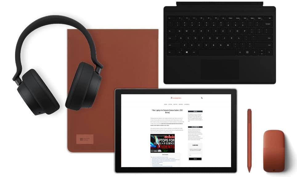 Best Laptops for Microsoft Office: Microsoft Surface Laptop 3