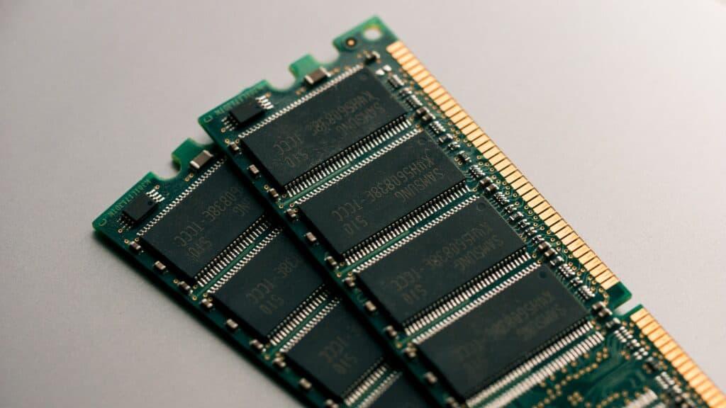 DDR4 3200 Ram sticks